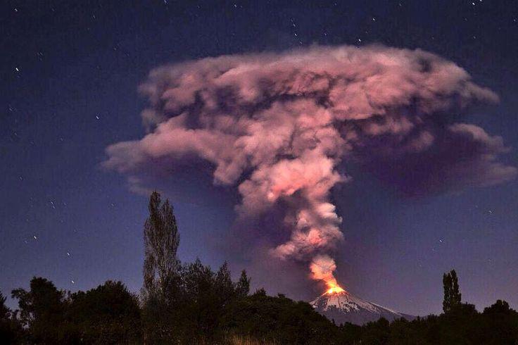 Volcan Villarrica 3/3/2015