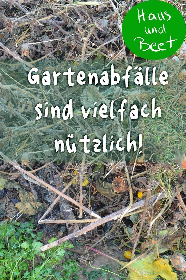 Gartenabfalle Was Ihr Mit Ihnen Machen Konnt Welches Gartenmaterial Eignet Sich Fur Die Biotonne Welche Gartenab Gartenabfall Selbstversorger Garten Garten