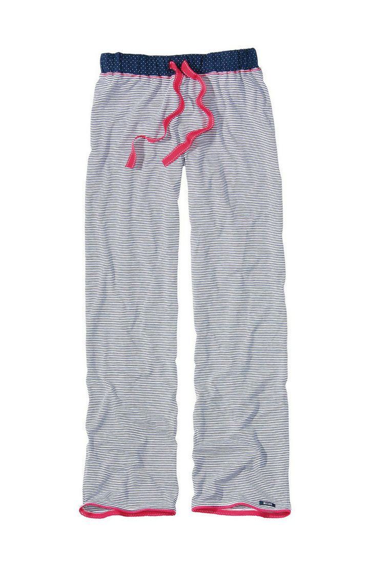 Pyžamové nohavice 6068_1700_524 modrá - Pyžamká a župany