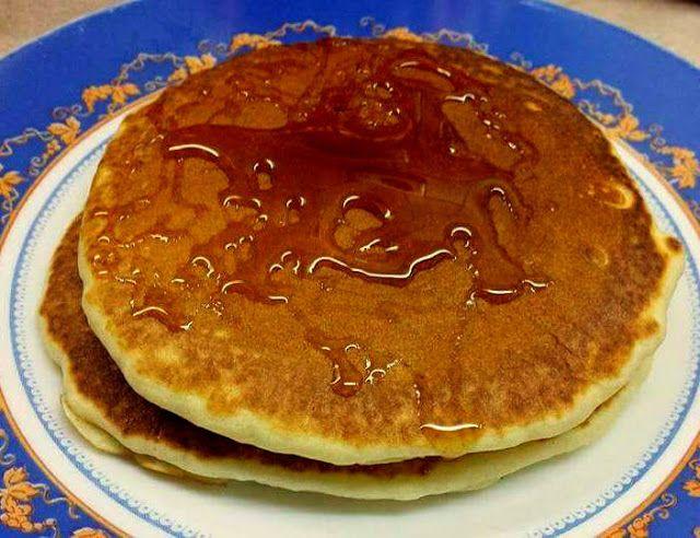 Pancakes με μέλι!!! ~ ΜΑΓΕΙΡΙΚΗ ΚΑΙ ΣΥΝΤΑΓΕΣ