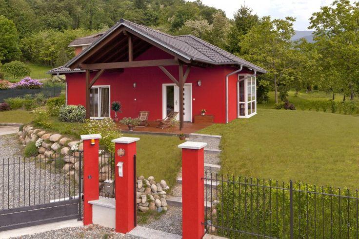 17 migliori idee su case prefabbricate su pinterest for Casa in legno prefabbricata