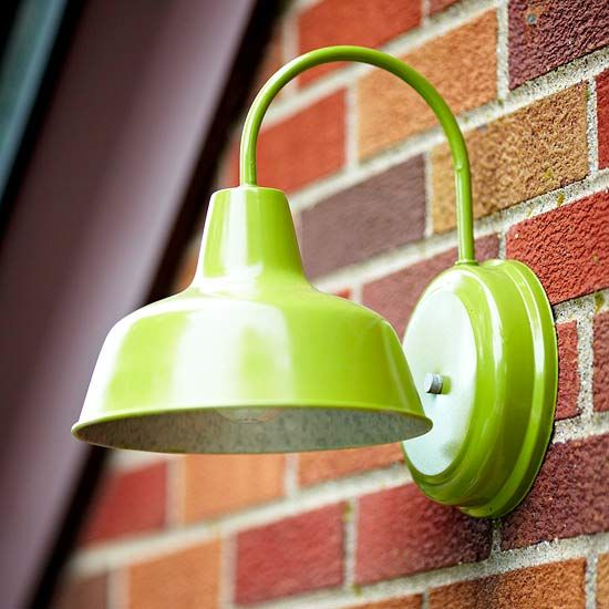 How To Increase Curb Appeal On A Budget ¿ Better Homes U0026 Gardens ¿ BHG.com. Outdoor  Light ...