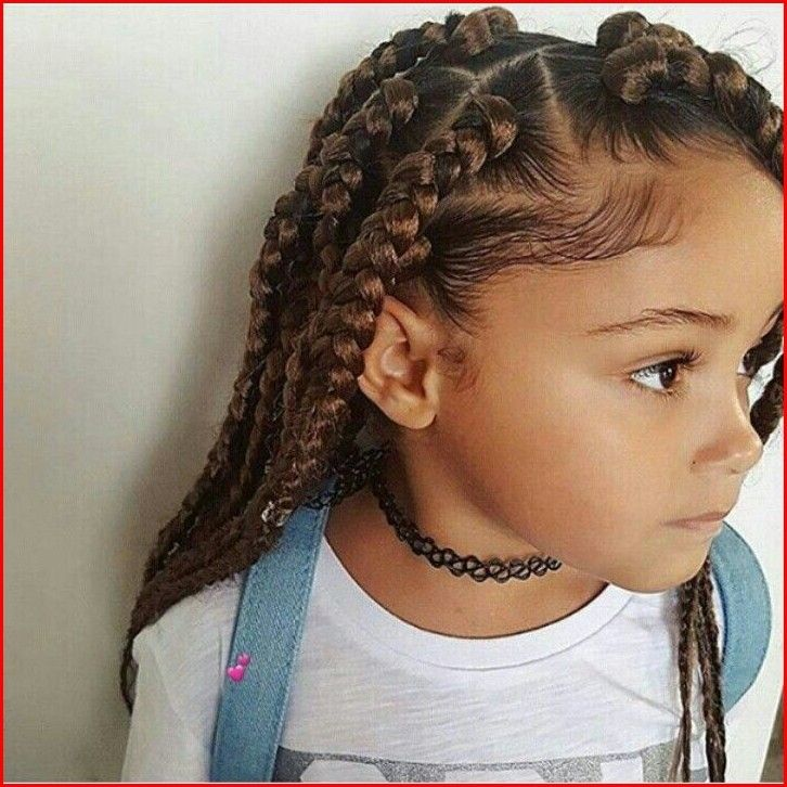 Cute Hairstyles For Little Black Girls Exposing Natural Hair Type