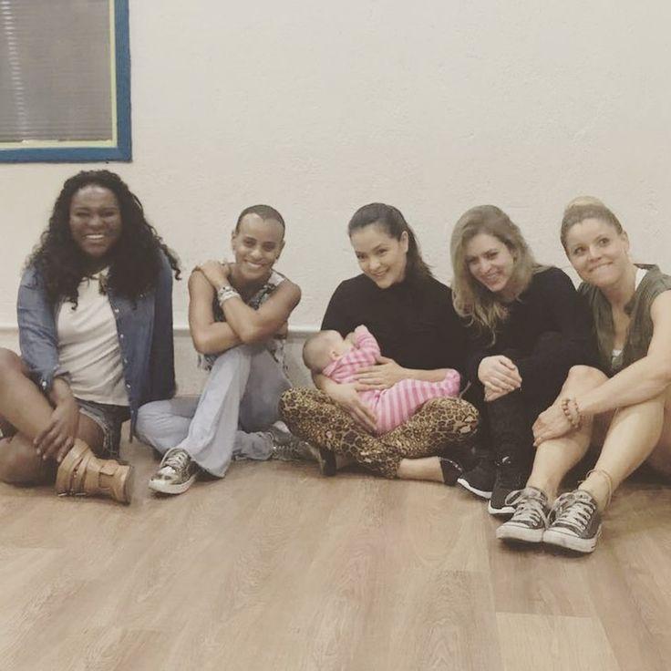 Integrantes do Rouge ensaiam com balé para show com formação original #Cantora, #Gente, #Instagram, #Msica, #Noticias, #Novo, #Show, #Sucesso, #Youtube http://popzone.tv/2017/09/integrantes-do-rouge-ensaiam-com-bale-para-show-com-formacao-original.html