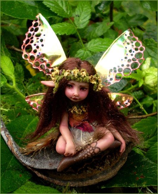 How sweet...Elfen Wereld, Fairies Fantasy Dolls, Fae, Fairiesfantasi Dolls, Fairies Gardens, Fairies I, Fairytale, Fairies Tales, Dolls Fairies