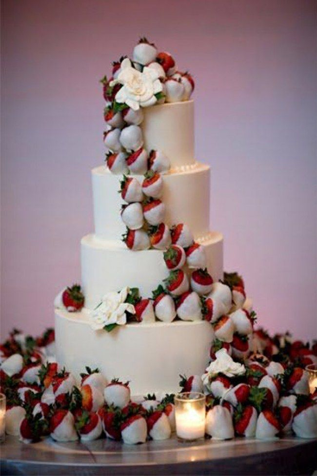 40 Creative Wedding Cake Pictures For Instant Ideas