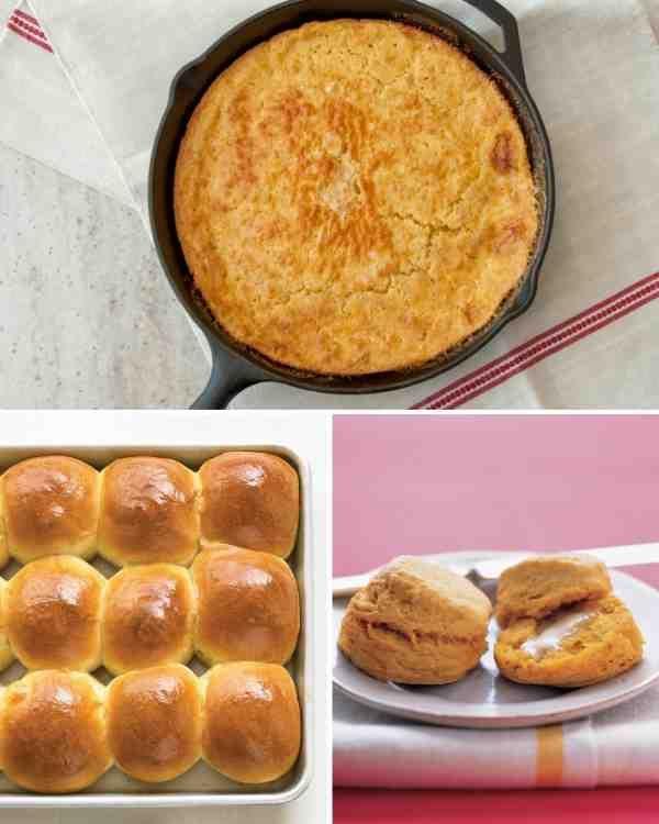 Bread course Martha Stewart