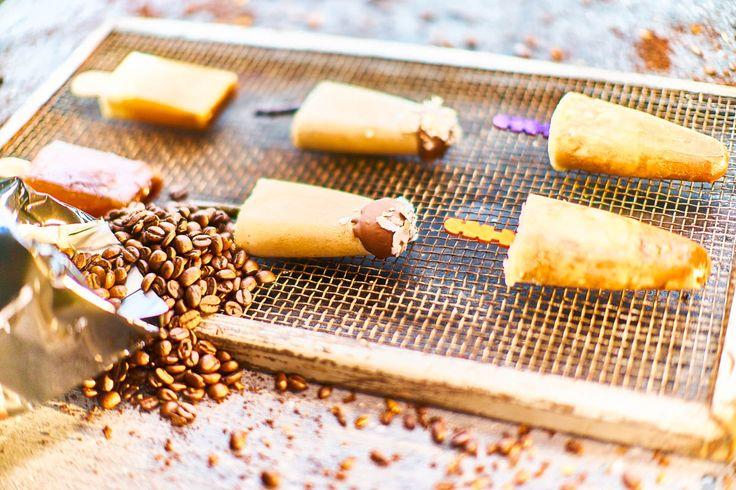 Kávové nanuky
