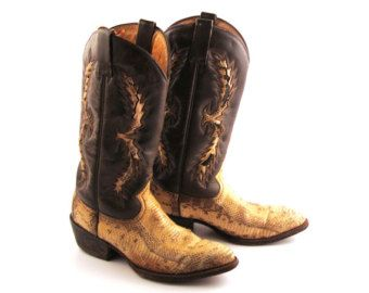 1000  images about Men's Snakeskin Cowboy Boots on Pinterest ...