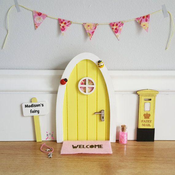 22 best Fairy door love images on Pinterest | Fairy doors, Painted ...