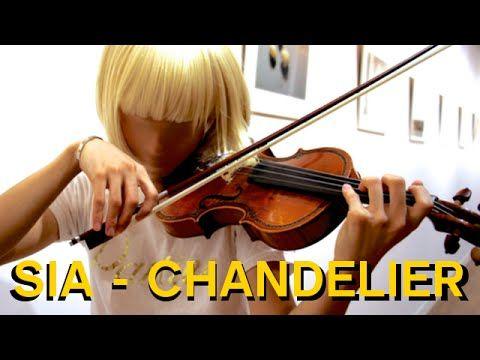 Sia - Chandelier | Violin Cover & Parody by @OMJamieViolin