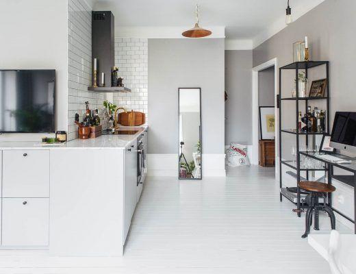 25 beste idee n over l vormige keuken op pinterest l for Z vormige woonkamer inrichten