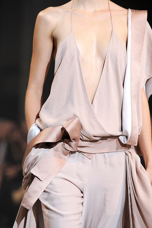 Haider Ackermann SPRING 2012 READY-TO-WEAR