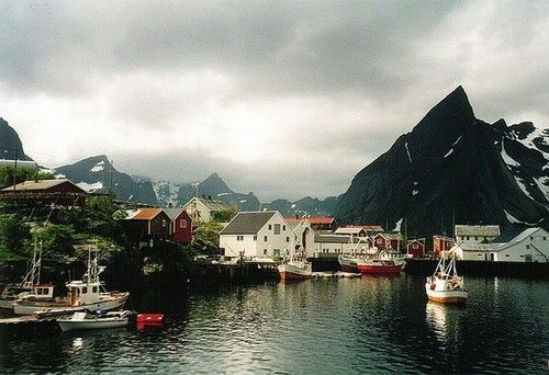 Norway, Hamnøy