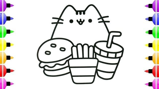 25 Inspired Photo Of Pusheen Cat Coloring Pages Entitlementtrap Com Cat Coloring Page Unicorn Coloring Pages Cat Colors