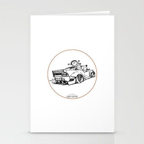 Crazy Car Art 0007 - $12