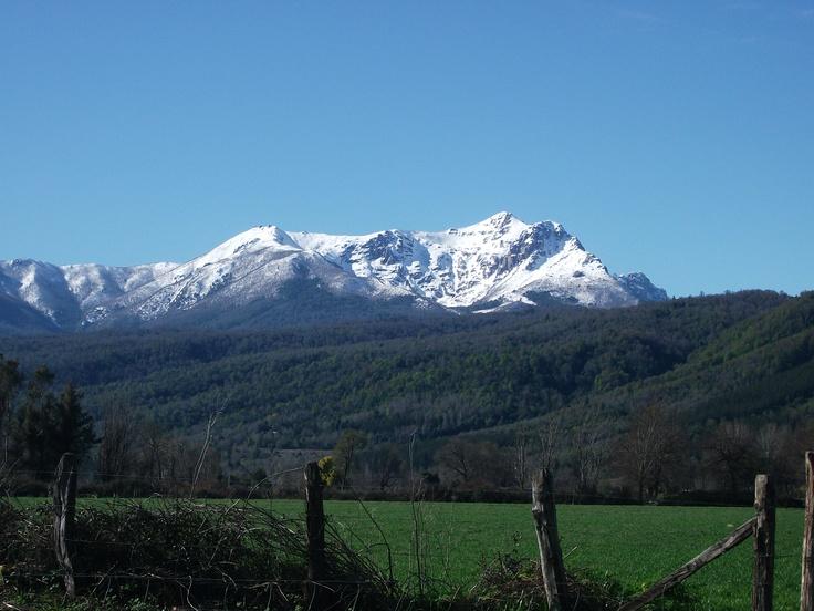 San Fabián de Alico - Chile
