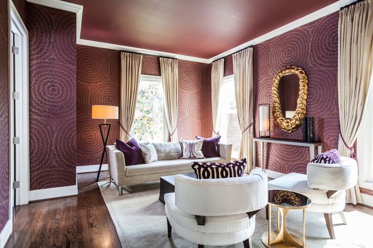 Marsala: Using Pantone's 2015 Color of the Year in Your Home