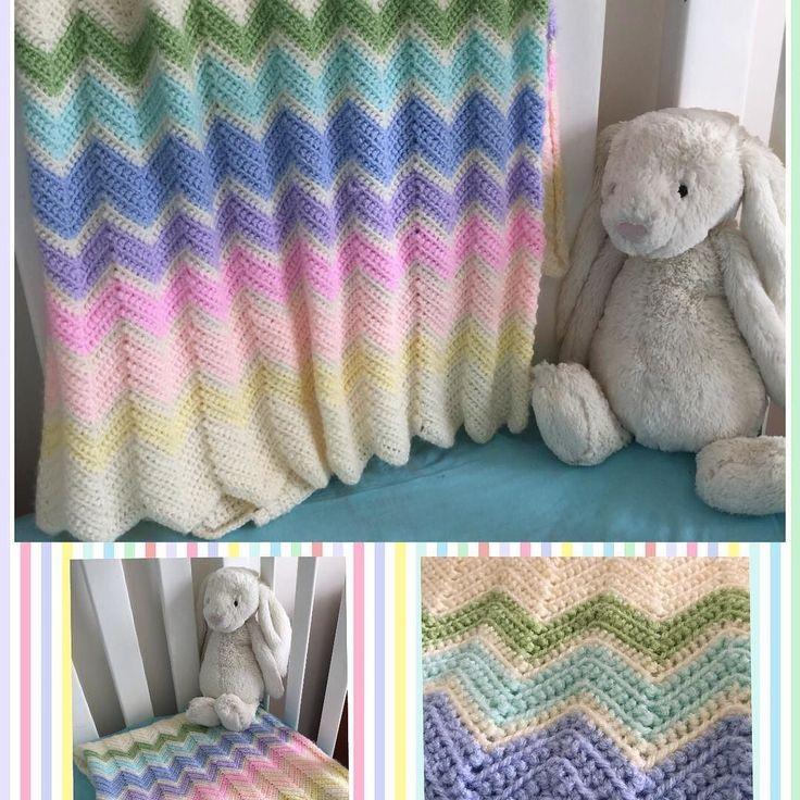 Crochet blankets for sale #crochet #crochetblanket #crochetbabyblanket ...
