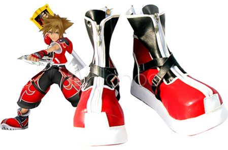 #Milanoo.com Ltd          #Cosplay Shoes            #Stylish #Kingdom #Hearts #Sora #Imitated #Leather #Foam #Cosplay #Shoes      Stylish Kingdom Hearts II Sora Imitated Leather Foam Cosplay Shoes                                      http://www.seapai.com/product.aspx?PID=5684197