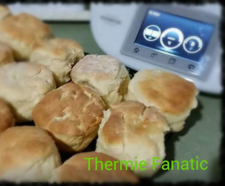 Recipe Fluffy Buttermilk Scones by ThermieFanatic - Recipe of category Baking - sweet
