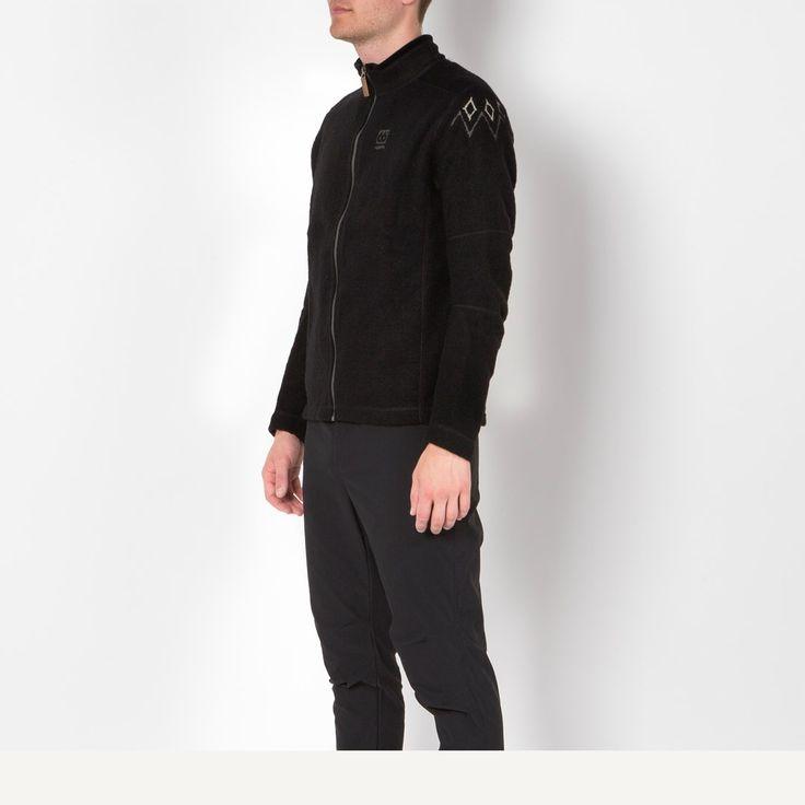 Men´s technical wool jacket