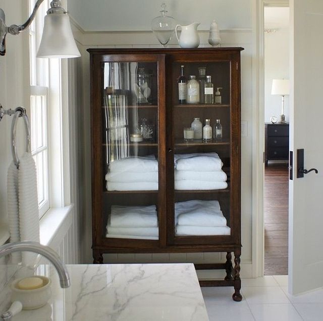 Bathroom With Large Cabinet Furniture China Cabinet Bathroom