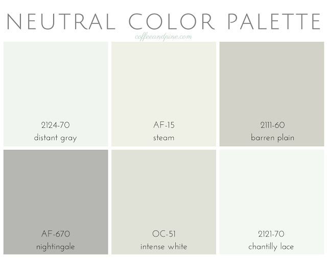 109 best paint colours images on pinterest colors for Whole house neutral paint colors