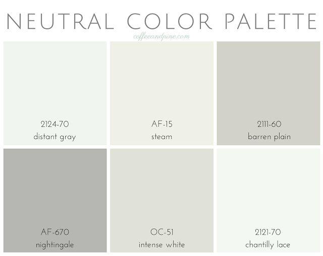 155 best images about paint colors on pinterest paint for Neutral two tone paint colors
