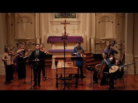 Christopher Lowrey - Handel Il Pastor Fido - Sento Brillar