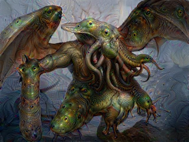 Deep Dreamed pic