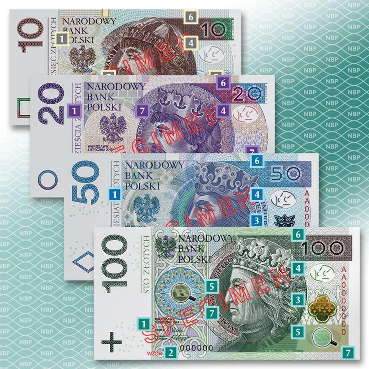 7 kwietnia NBP wprowadza nowe banknoty