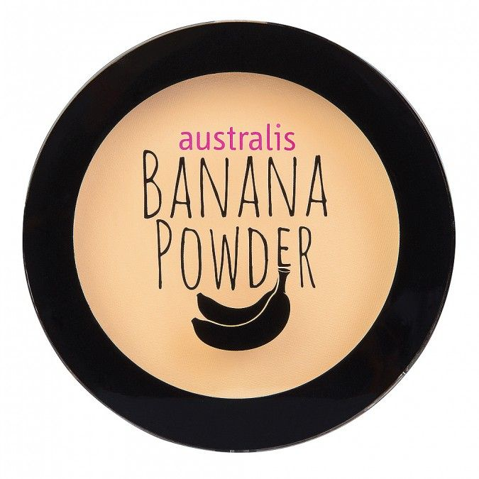 Complete your look with our new banana powder. Designed to be used in your normal contouring regime, or even just on its own, this powder can be applied under your eyes, on your forehead, the bridge of your nose and your chin.