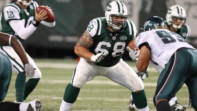 #68 Matt Slauson - New York Jets: Football Helmets, Offen Linemen, 68 Matte, New York Jets, Offensive Linemen, Matte Slauson, Husker Legends