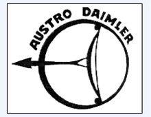 La marque de voitures automobiles autrichienne Austro Daimler fut fondée en 1899, l'Österr. Daimler Motoren AG., Wiener-Neustadt. La marque disparue en 1936.