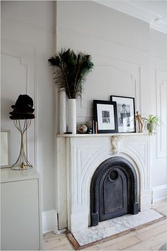 10 best fireplace images on Pinterest   Fireplaces, Brooklyn and ...