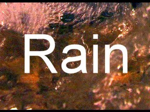 """""""Le son de la pluie"""" - 90 minutes de son pour méditer et aider à s'endormir"""