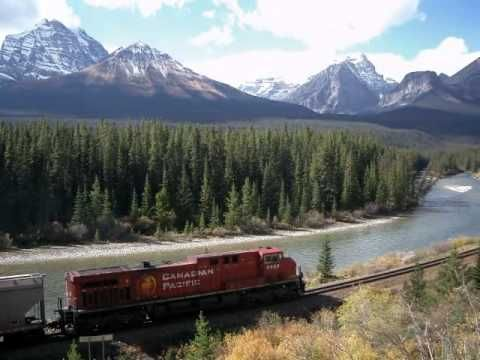 CANADIAN PACIFIC RAILWAY cpr CANADA ONTARIO TO VANCOUVER BC