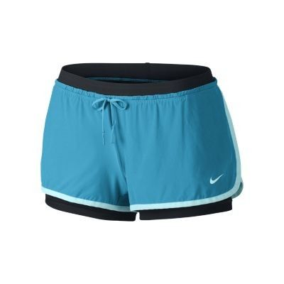 Nike Full Flex 2-in-1 -   PERFORMANCE COMFORT AND SUPPORT The Nike Full Flex 2-in-1 Women'sTraining Shortsare made from sweat-wicking fabric to help keep you dry and comfortable from start to finish. Vented side seams andbuilt-in compression shorts provide wide range of motion and a locked-in feel. Benefits  Dri-FIT fabric wicks sweat awayand helps keep you dry and comfortable Built-in compression shorts with lined inseam gusset provide support and enhanced ran...