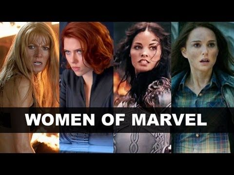 Beyond The Trailer:Grace Randolph tells us how will the women of marvel will do in movies