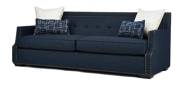 The Davis Sofa is part of the Jane by Jane Lockhart furniture line.