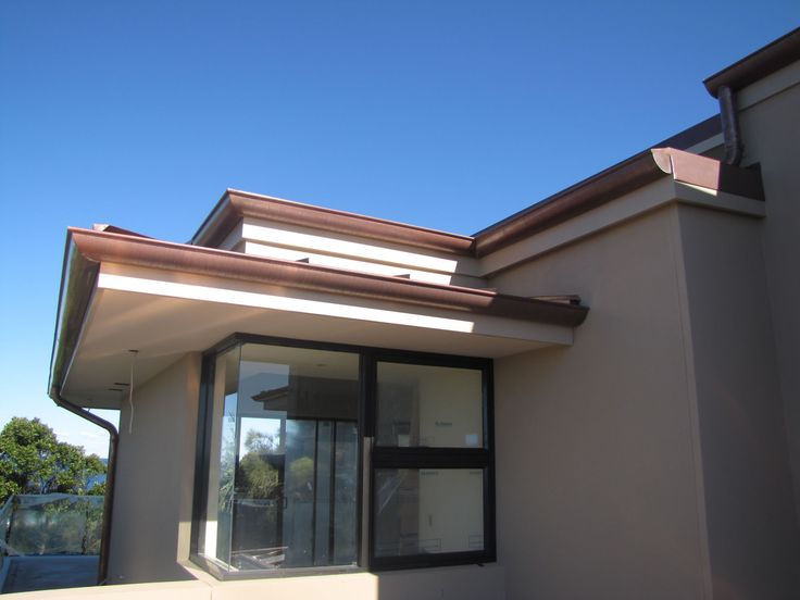 Copper, Northern NSW. Gutters & Downpipes - ZC Technical