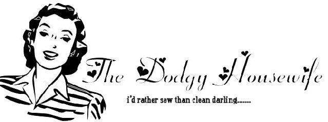 The Dodgy Housewife