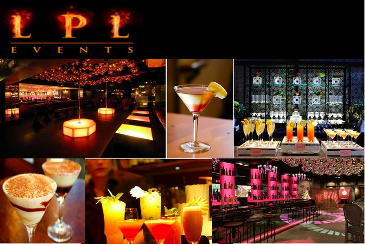 Fantastic Corporate Cocktail Evening Ideas