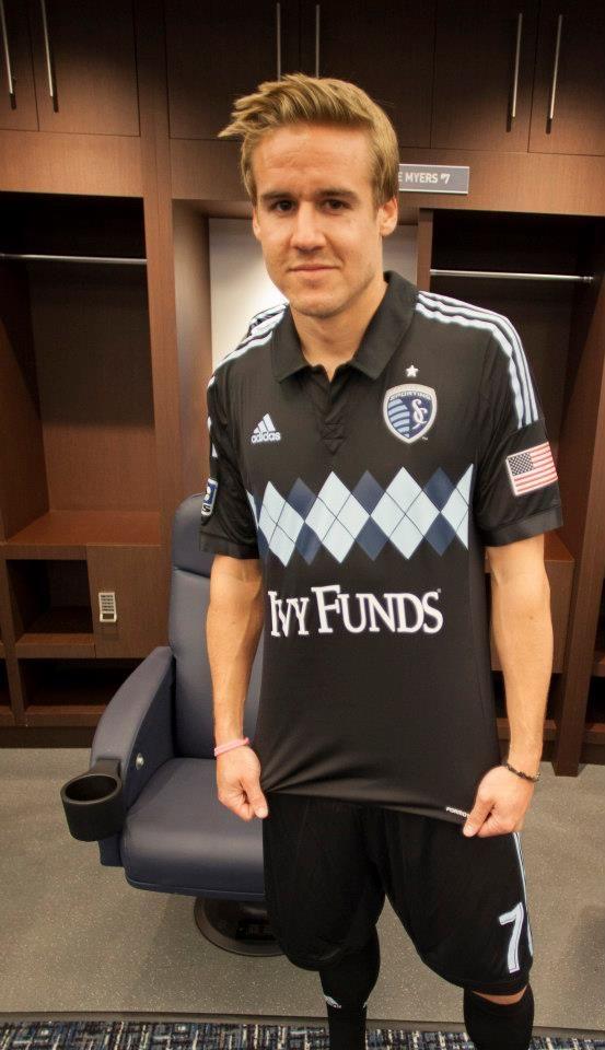 Sporting Kansas City 2013 Third Kit