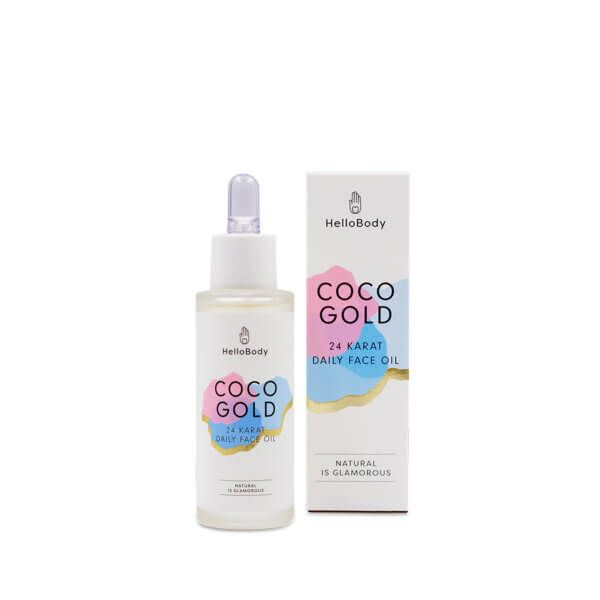 7b1b3aa131a9b COCO GOLD Huile visage hydratante à l'or   Wishlist   Coco, Amande ...