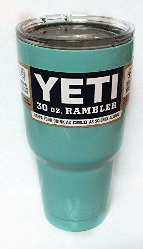 YETI Coolers 30 oz. Stainless Steel Powder Coated (Tiffany Blue) Yeti http://www.amazon.com/dp/B01BXAGYX2/ref=cm_sw_r_pi_dp_Tx2Ywb0TXJ62B