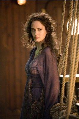 "Eva Green jako Serafina Pekkala (""The Golden Compass"", ""Złoty kompas"")"