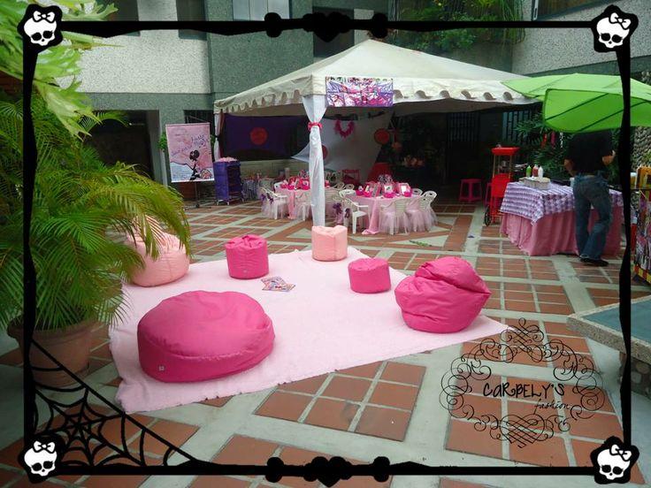 Spa party - Fiesta Spa para niñas