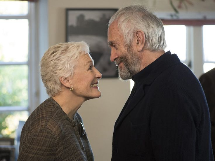 First Look: Glenn Close and Jonathan Pryce in The Wife | Live for Films